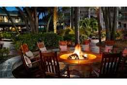 Omni Hilton Head Oceanfront Resort Fire Pit