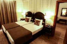 Hotel Grao Vasco • Guest Room
