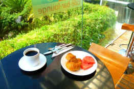 Hotel Embassy • Cafe