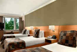 Hilton London Metropole • Triple Room