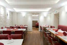 Ambassadeur Hotel • Breakfast Room