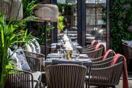 The Croke Park Hotel • Garden