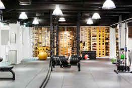 Comfort Borsparken • Gym