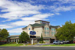 Crystal Inn Hotel & Suites (Salt Lake City)