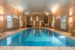 Seiont Manor Hotel • Indoor Pool
