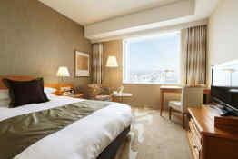 Hotel Nikko Kanazawa • Guest Room