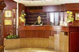 Alpin Park Hotel • Lobby