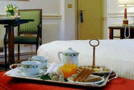 The Duke Hotel Roma • Room Service