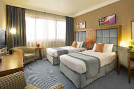City Seasons Al Hambra Hotel