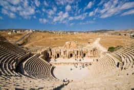Jerash Roman Amphitheater