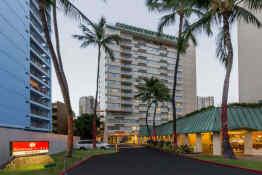 Ramada Plaza Hotel Waikiki