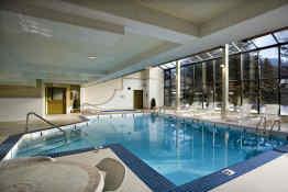 Banff High Country Inn • Pool