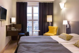 Scandic Grand Marina Hotel • Guestroom