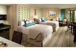 Omni Hilton Head Oceanfront Resort 2 Queen Suite