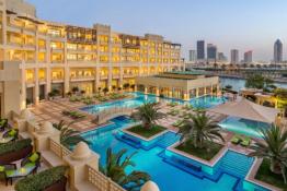 Grand Hyatt Doha Hotel & Villas • Exterior