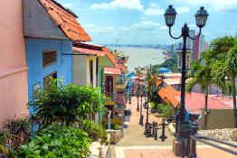 Las Penas in Guayaquil