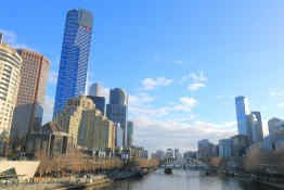 Eureka Tower • Melbourne, Australia