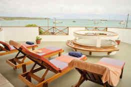 Grand Hotel Lobo De Mar Santa Cruz Island • Balcony View