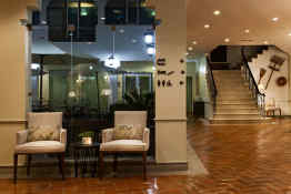 Hotel M'Ar de Ar Muralhas • Lobby