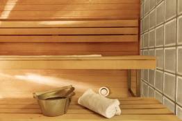 Scandic Grand Marina Hotel • Sauna