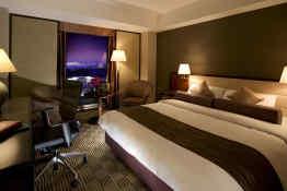 ANA Crowne Plaza Hotel Kyoto • Guest Room