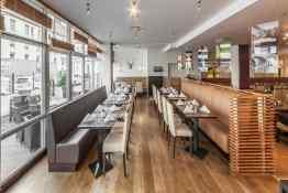 Holiday Inn City • Restaurant