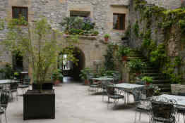 Parador de Hondarribia • Patio