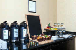 Wyndham Boston Beacon Hill • Breakfast Buffet