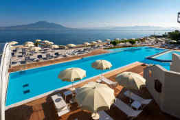 Towers Hotel Stabiae Sorrento Coast • Outdoor Pool