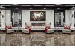 DoubleTree by Hilton Hotel Denver lobby