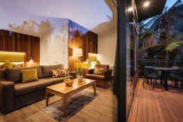 Rainforest Retreat Franz Josef • Lounge