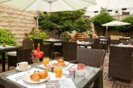 Hotel Mercure Paris Gobelins Place d'Italie • Breakfast