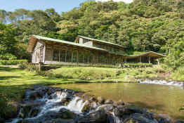 Bosque de Paz Lodge