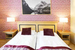 Fretheim Hotel • Double Room