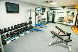 Galmont Hotel - Fitness Center