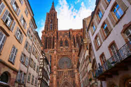 Notre Dame Cathedral • Strasbourg, France