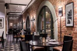 Scandic Grand Marina Hotel • Restaurant