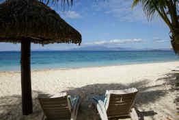 Treasure Island Resort • Beach