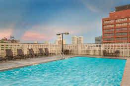 Wyndham Philadelphia Historical District - Pool