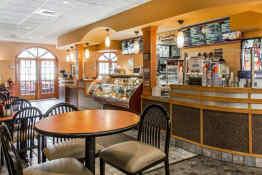 Comfort Inn Boston - Cafe