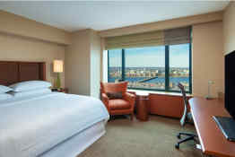Sheraton Boston • Guest Room