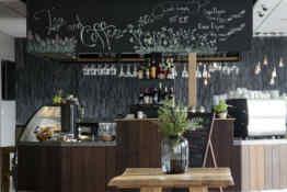 Stracta Hotel Hella • Cafe