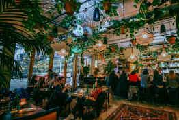 The Jupiter Hotel - Hey Love Restaurant