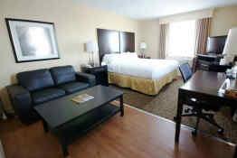 Holiday Inn Express Philadelphia Penn's Landing - Guest Room