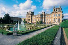Blenheim Palace, England