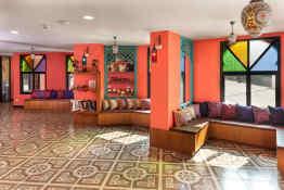 Casa Marocc Hotel by Andacura • Lobby