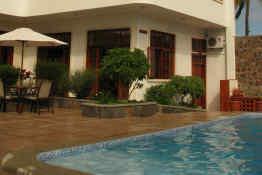 Hotel Villa Laguna - Pool