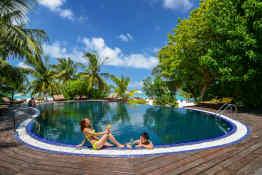Adaaran Prestige Vadoo • Pool