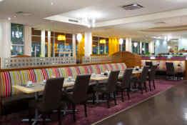 Radisson Blu Latvija Hotel • Restaurant Esplanade
