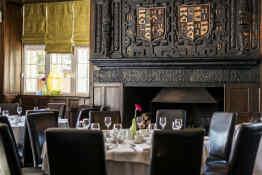 Faenol Fawr Country House Hotel • Restaurant